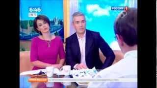 Утро России с участием Владимира Осечкина