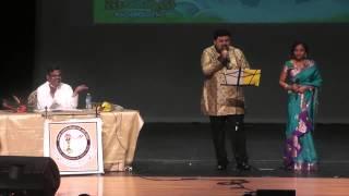 Parthasaradhi Nemani and Sahithi sing Telugu Chayya Chayya at Sirivennela Antharangam