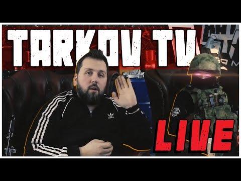 EFT - Tarkov TV LIVE - Русский перевод