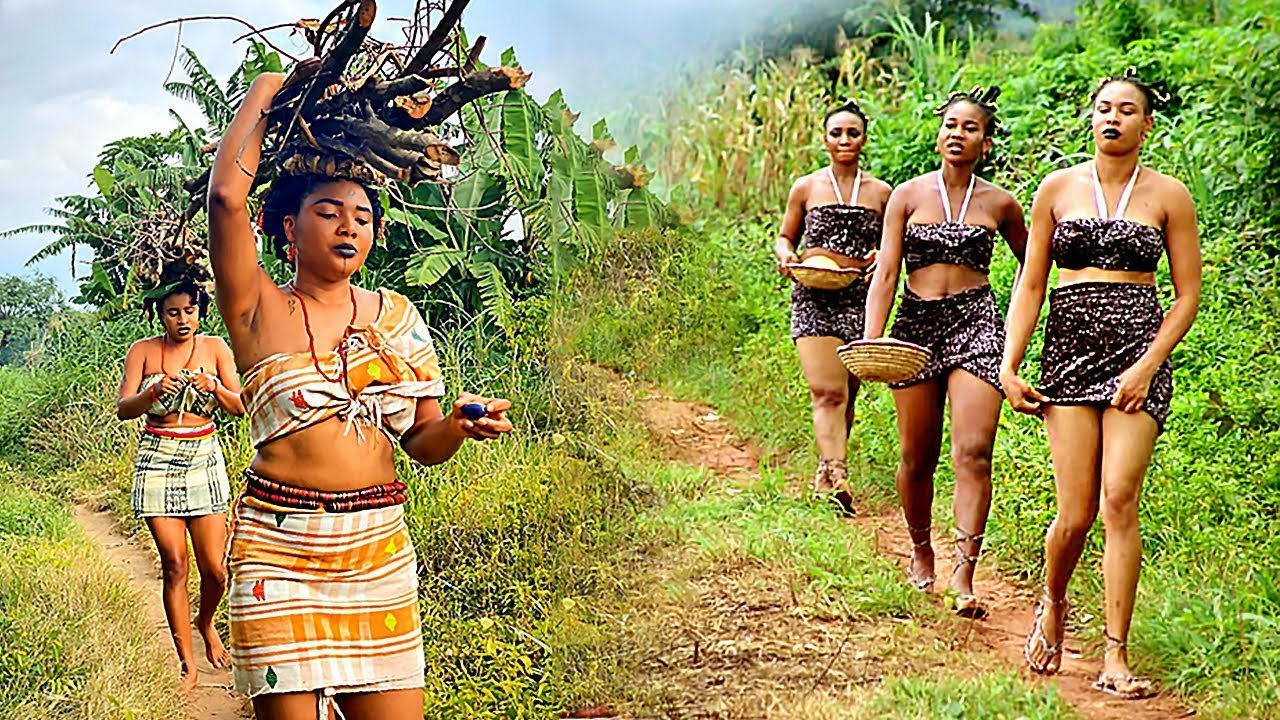 Download The Evil Maiden Of The Forest - African Movies |Latest Nigerian Movies 2020
