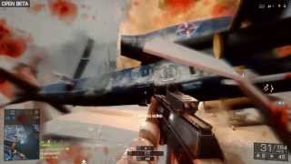 bf4 epic clutch moment obliteration battlefield 4 beta