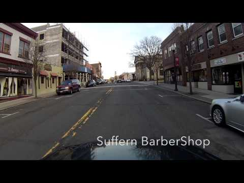 Welcome to Suffern NY. From the New Suffern Barbershop