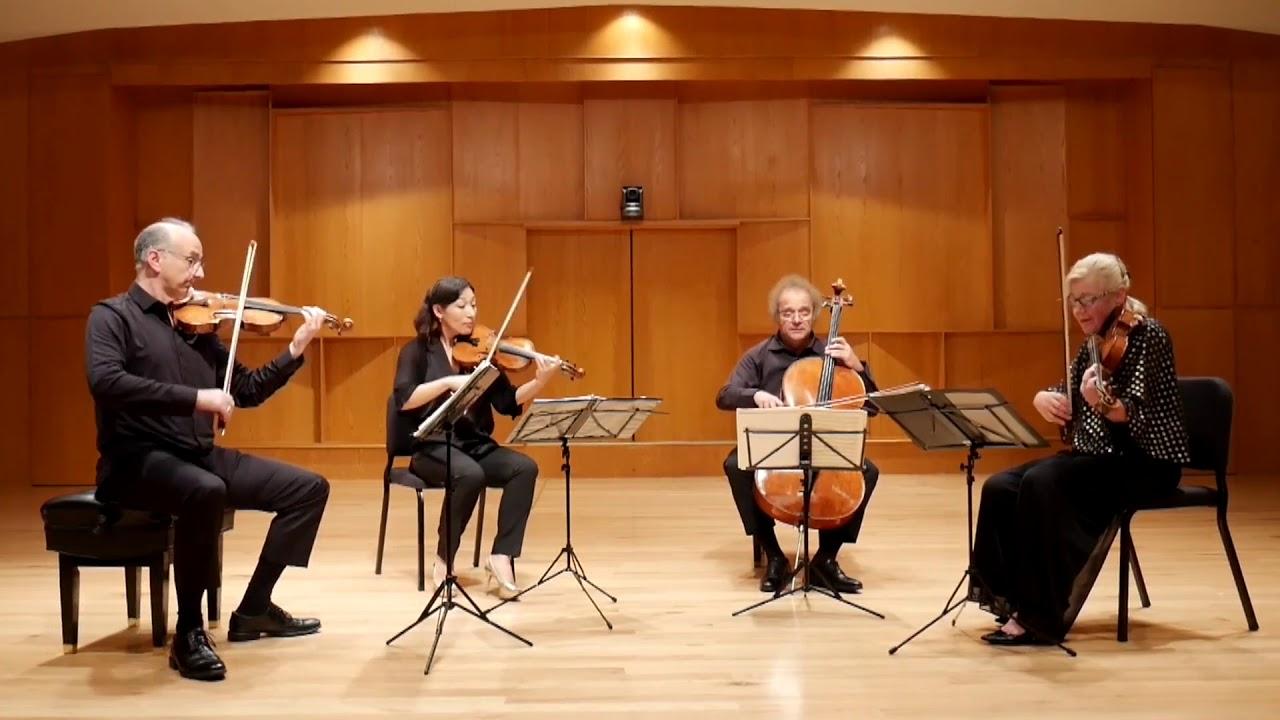 Takács Quartet at Lincoln Center's White Light Festival