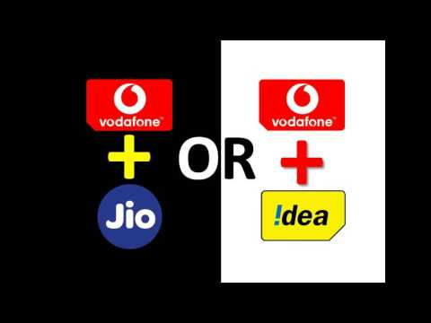 Vodafone Merger || with JIO || Idea || Partnership of Vodafone with JIO or Idea