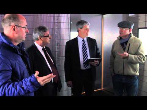 Ross and John Visit the Melbourne Mint