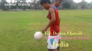 Dangerous football player (Swmkwr Brahma )