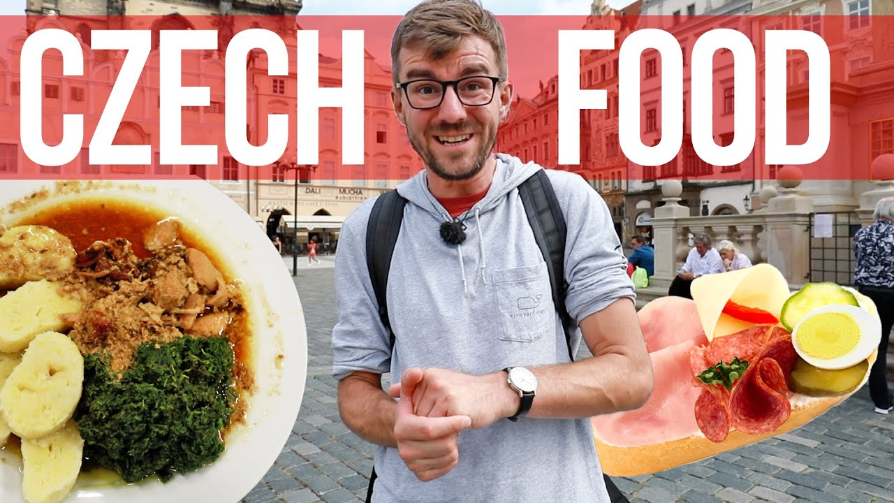 Where to Eat Traditional & Cheap Czech Food in Prague? (Honest Guide)
