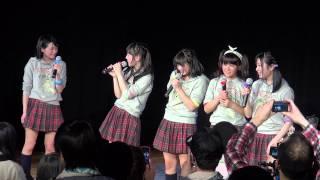 2014-03-23 琴似PATOS ミルクスフリーライブ 池田優花生誕祭 札幌発のガ...