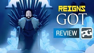 REIGNS: GAME OF THRONES | Pocket Gamer Review screenshot 2