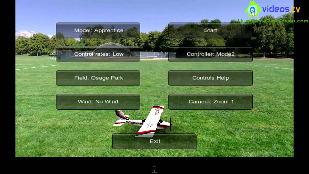 Android Absolute RC Simulator
