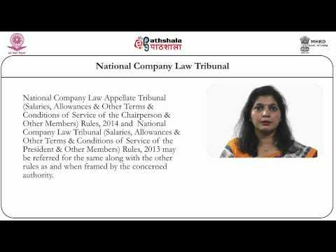Company:National :Tribunal: National Company Law