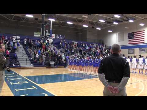 Clever High School - National Anthem
