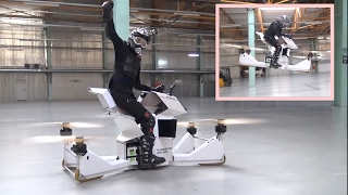 The HOVER BIKE is Finally HERE! | What's Trending Now!