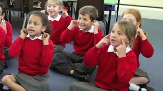 Using Movement Games With Very Young Learners