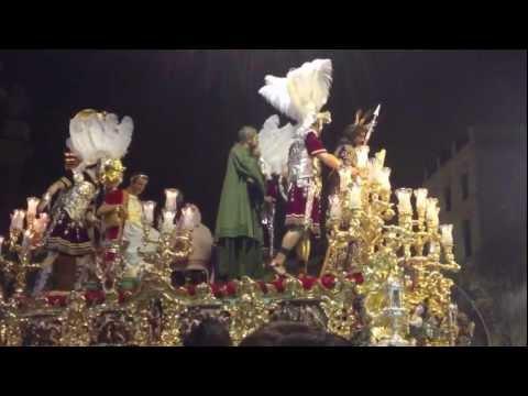 Cristo de la Sentencia Semana Santa Sevilla 2013