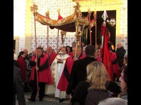 2018/01/14 Procissão em Honra S.  Gonçalo de Mosteiró, Vila do Conde