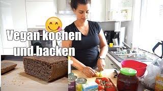 Weil sie VEGAN ist | kochen und backen | Familienvlog | Filiz
