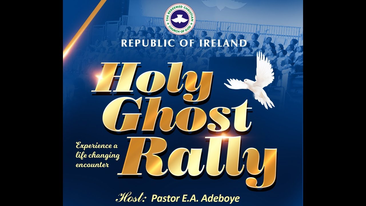 Ireland Holy Ghost Rally 2019
