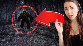 Finding and Hunting BIGFOOT at MIDNIGHT! (help)