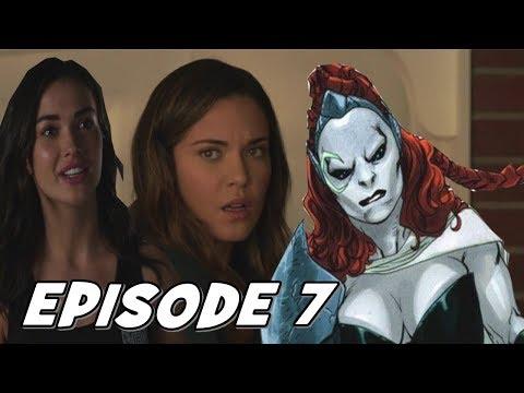 Best Episode Yet! Reign Begins! Legion of Superheroes Easter Eggs - Supergirl Season 3 Episode 7
