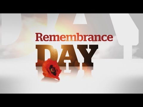 Remembrance Day 2017: Paying Tribute To Canada's Fallen Heroes