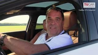 Miroslav Etzler představuje zcela nový Cadillac XT4