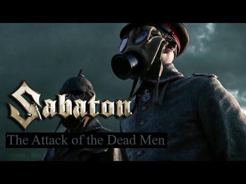 ◄ MR ► ♫ Sabaton  The Attack of the Dead Men Cover на русском ¦ RADIO TAPOK ♫