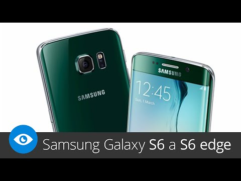 Samsung Galaxy S6 a S6 edge - unboxing