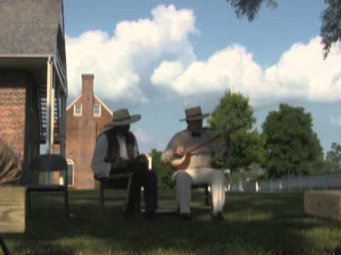 Joel Sweeney & the Banjo Festival May 2015 - Joe Ayers and Mark Weems