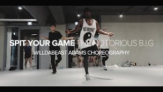 Spit Your Game - The Notorious B.I.G. / WilldaBeast Adams Choreography