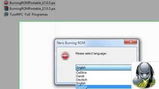 Como Descaragar Nero Burning Rom  y Nero Express 2016 Portable PreactivadoEspañol