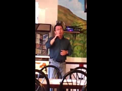 Amargo dolor - Jose Ruiz Karaoke - San Fernando Valley, Ca