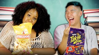 Teachers & Teens Swap Snacks