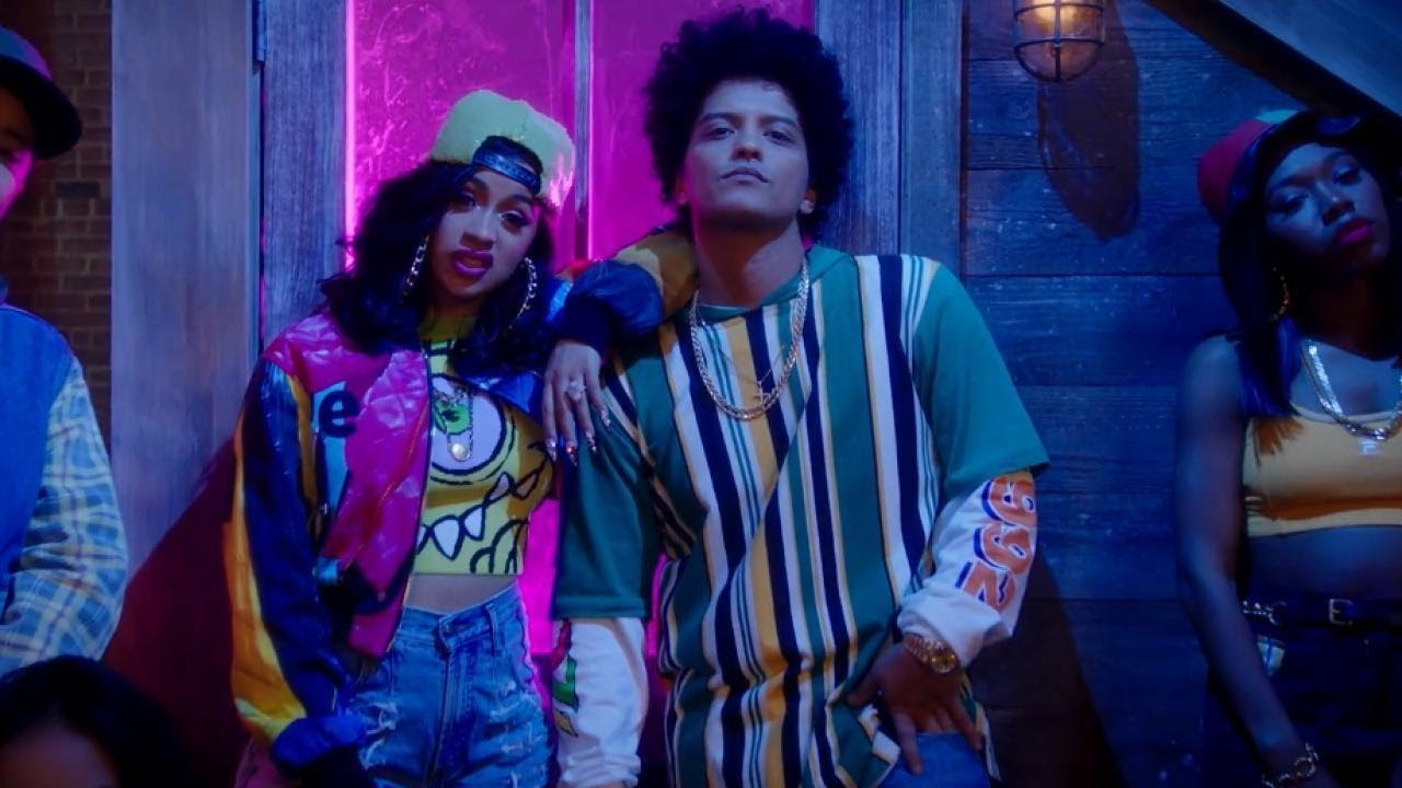 Bruno Mars and Cardi B Pay Homage to 'In Living Color' With 1990s Throwback ...