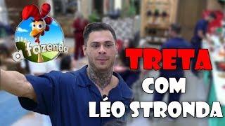 LÉO STRONDA ARMA BARRACO POR FALTA DE COMIDA NA A FAZENDA!! (VÍDEO COMPLETO NA DESCRIÇÃO)