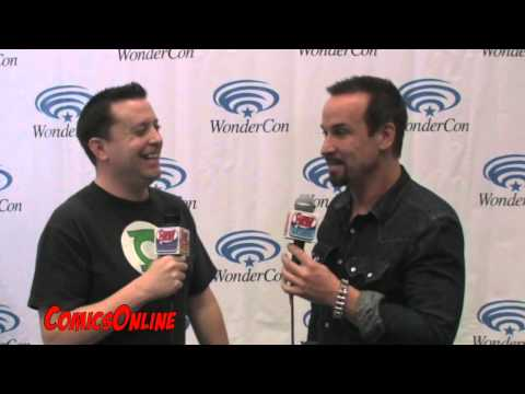 Falling Skies  Exclusive : Colin Cunningham Stargate SG1