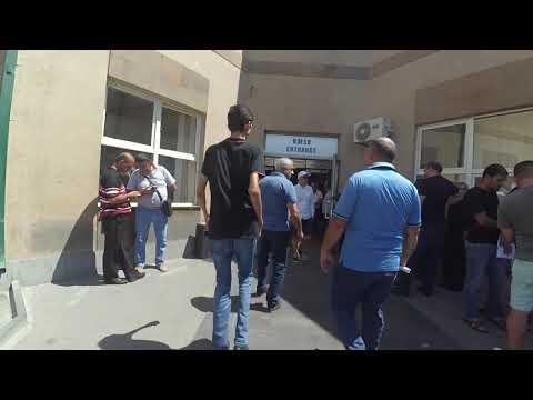 Авторынок Армении оформленее в ГАИ Еревана