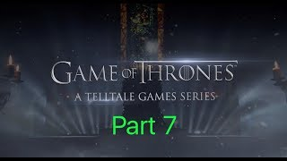 Game of Thrones gameplay part 7