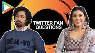 Kajol on fun times she had with KJO & SRK during Kuch Kuch Hota Hai days | Twitter Fan Questions