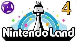 Takamaru's Ninja Castle - Nintendo Land w/ @oniongravy64