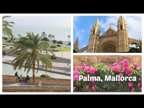 Vlog 2: Mr and Mrs B Travels (Palma Mallorca)