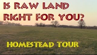 Dont Buy Raw Land If....