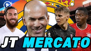 Le Real Madrid veut tout chambouler | Journal du Mercato