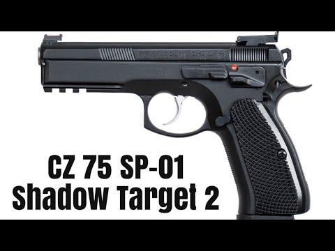 CZ 75 SP-01 Shadow Target 2 - Amazing!