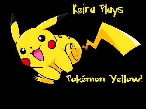 Keira Plays Pokemon Yellow Episode 6 Cerulean City