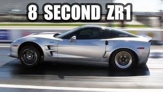 8 Second Street Car - C6 ZR1 Corvette