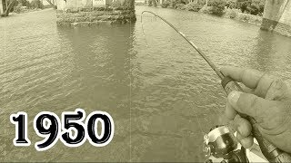 Fishing With No Name Lure - Secret Lure Made In 1950!