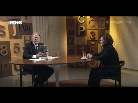 Elisabeth Roudinesco participa do programa Diálogos com Mario Sergio Conti - 13/10/2016