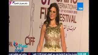 برنامج صباح الورد - حضور أشهر نجوم في ختام مهرجان القاهرة السينمائي الدولي