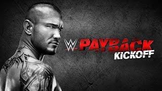 WWE Payback Kickoff